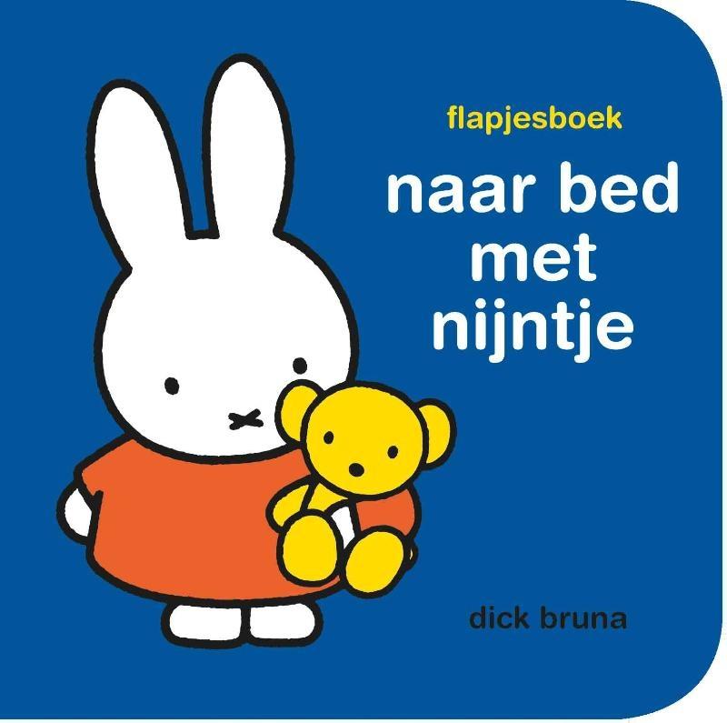 Dick Bruna, Flapjesboek naar Bed met Nijntje