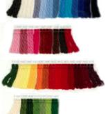 Scheepjeswol Scheepjeswol Soedan - Rood 1367 (uit de roze kleurenreeks) in alle kleuren van de regenboog