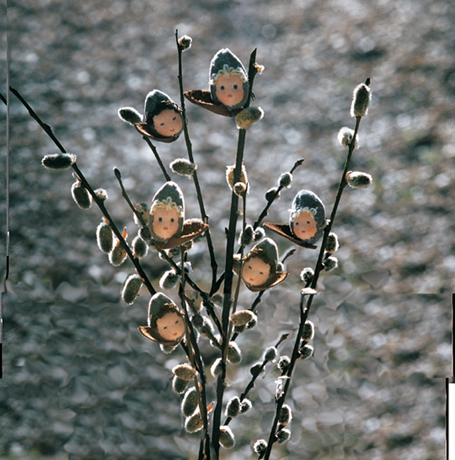 De Witte Engel De Witte Engel - Katjes Bloemenkindje A253