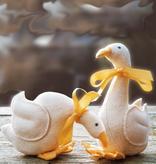De Witte Engel De Witte Engel - Twee Giebelganzen A254