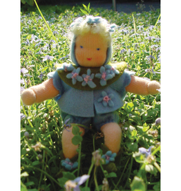 De Witte Engel De Witte Engel - Vergeet-mij-niet Bloemenkindje A510