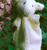 De Witte Engel De Witte Engel - Handpop Schaap A123