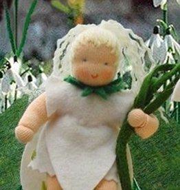 De Witte Engel De Witte Engel - Sneeuwklokje Bloemenkindje A455