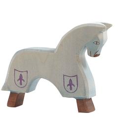 Ostheimer Ostheimer Paard voor ridder blauwpaars