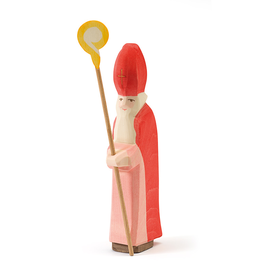 Ostheimer Ostheimer Sint Nicolaas met staf