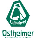 Ostheimer Ostheimer Engel met Ster 2 delig - 23,5 cm