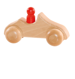 Ostheimer Ostheimer Cabrio met bestuurder - Blank hout