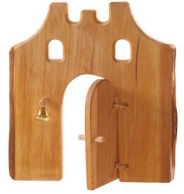 Ostheimer Ostheimer Poort met deur en bel