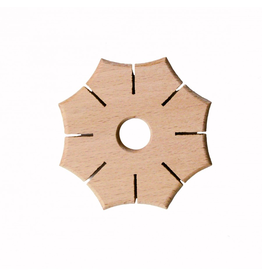 Speelbelovend Speelbelovend - Knoopster berkenhout