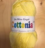 De Witte Engel De Witte Engel Cottonia brei- en haakkatoen - Geel 177