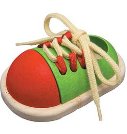 Plantoys PlanToys  Tie-Up Shoe  3+