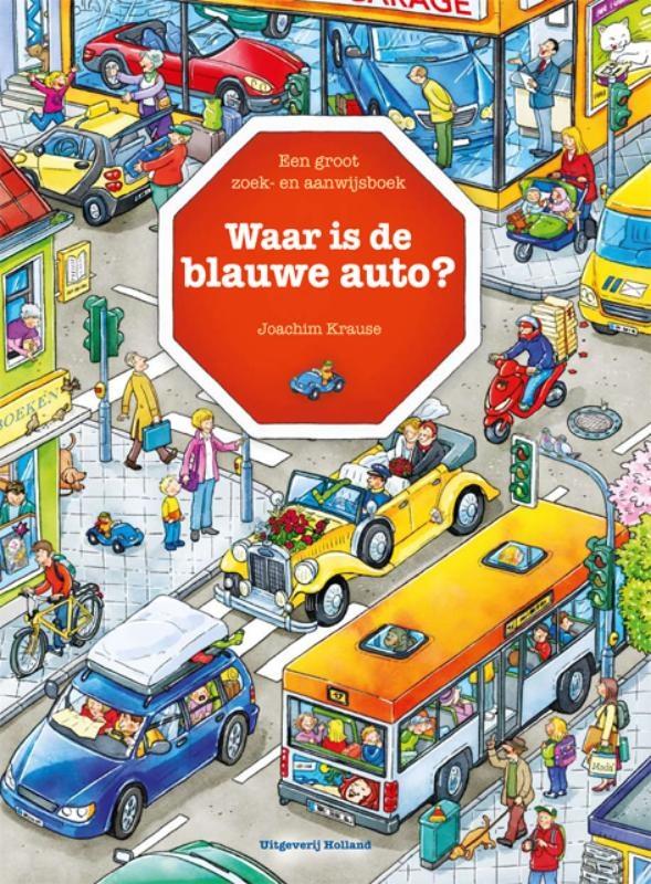 Joachim Krause, Waar is de blauwe auto?