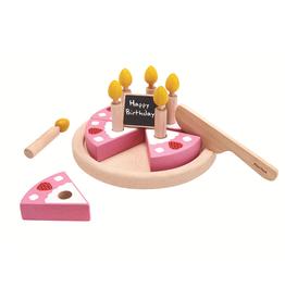 Plantoys PlanToys Birthday cake set 3y+