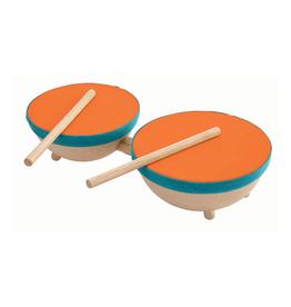 Plantoys PlanToys Double drum 3y+