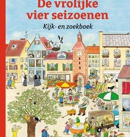 Rotraut Susanne Berner, De vrolijke vier seizoenen