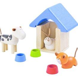 Plantoys PlanToys Poppenhuis Pets & Accessories 3y+