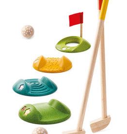 Plantoys PlanToys Mini Golf Full set 3y+