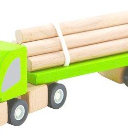 Plantoys PlanToys Logging Truck 3y+