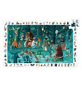 Djeco Djeco Observatiepuzzel - Het Orkest 35pcs 3y+