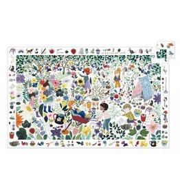 Djeco Djeco Observatiepuzzel - 1000 bloemen 100pcs 5y+