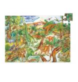 Djeco Djeco Observatiepuzzel - Dinosaurussen 100pcs 5y+