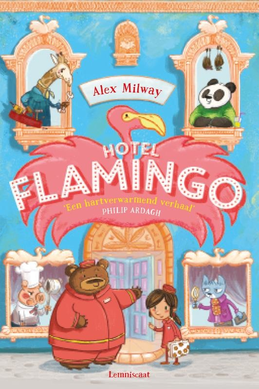 Alex Milway, Hotel Flamingo