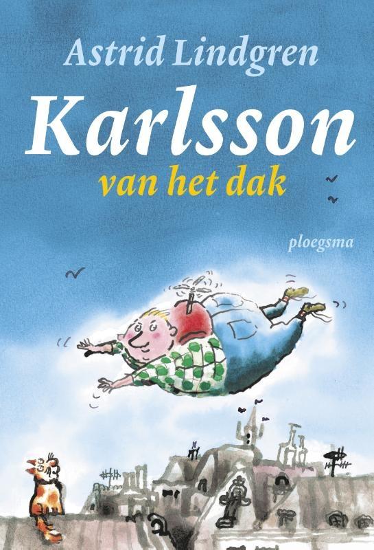 Astrid Lindgren, Karlsson van het dak