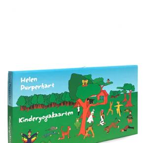 Helen Purperhart, Kinderyogakaarten