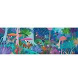 Djeco Djeco Gallerypuzzel - Childrens' walk 200pcs 6y+
