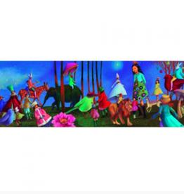 Djeco Djeco Gallerypuzzel -Wonderful walk 350pcs 7y+