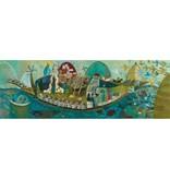 Djeco Djeco Gallerypuzzel - Poetic boat 350pcs 7y+