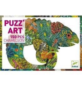 Djeco Djeco Puzz'Art - Cameleon 150pcs 6y+