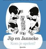 Annie M.G. Schmidt Jip en Janneke. Kom je spelen?