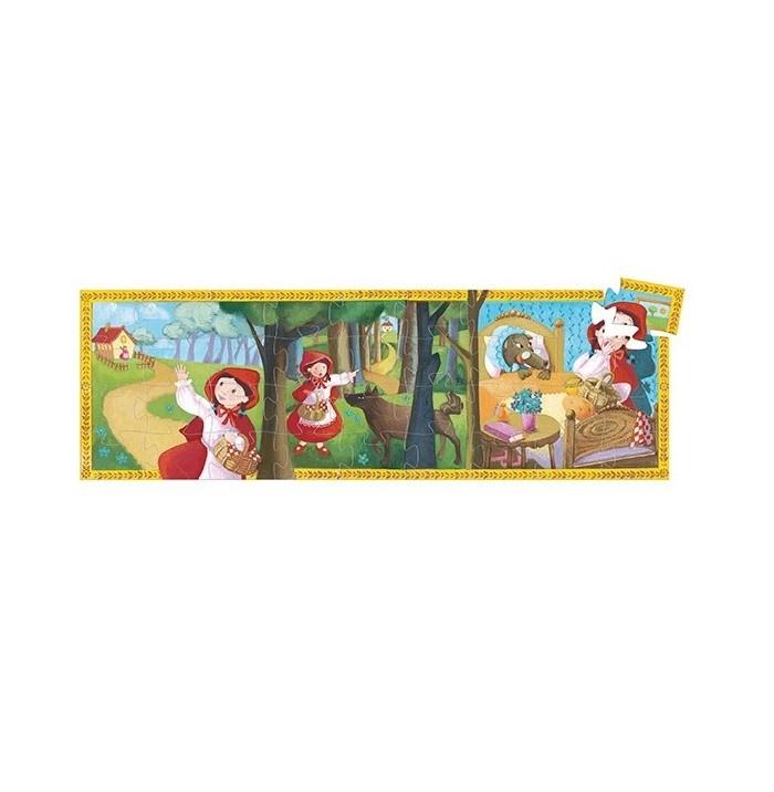 Djeco Djeco Puzzel - Roodkapje 36pcs 4y+