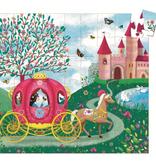 Djeco Djeco Puzzel - De Koets van Elise 54pcs 5y+