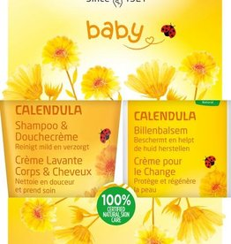 Weleda Voordeelset Baby Billenbalsem & Shampoo en Douchecreme