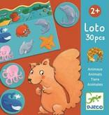 Djeco Djeco Lotto - Dieren 2y+