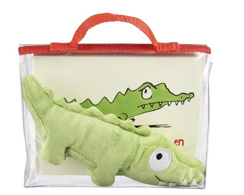 Donnio, Sylviane, Ik zou wel een kindje lusten (met krokodil)