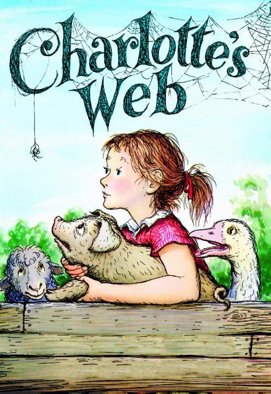 E.B. White, Charlotte's web
