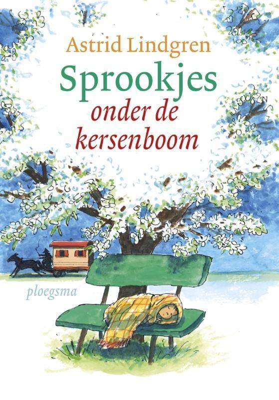 Astrid Lindgren, Sprookjes onder de kersenboom