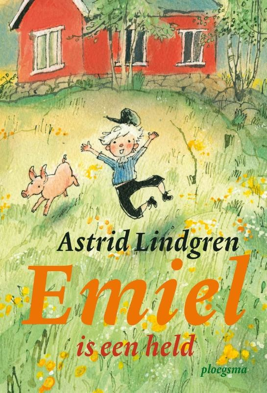 Astrid Lindgren, Emiel is een held