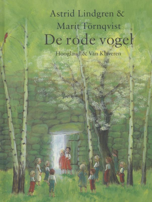 Astrid Lindgren, De rode vogel