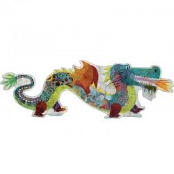 Djeco Djeco Puzzle Géant - Leon de Draak -138 cm - 5y+