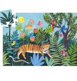 Djeco Djeco Puzzel - De tocht van de tijger 24pcs 3y+