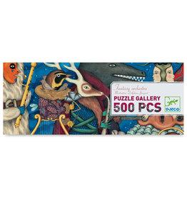 Djeco Djeco Gallerypuzzel - Fantasy Orchestra  500pcs 8y+