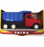 Dino Tatra Dino Tatra Kiepwagen Blauw/Rood  30 cm