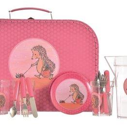 Egmont toys Egmont Toys - Picknick set in koffer - Egel