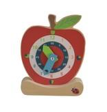 Egmont Toys Egmont Toys - Houten klok - leren klokkijken