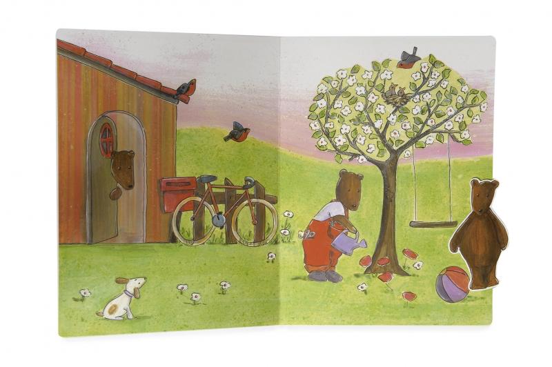 Egmont toys Egmont Toys - Magnetisch boek - De vier Seizoenen