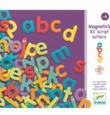 Djeco Djeco - Magnetische Alfabet onderkastletters - 83 pcs Klein